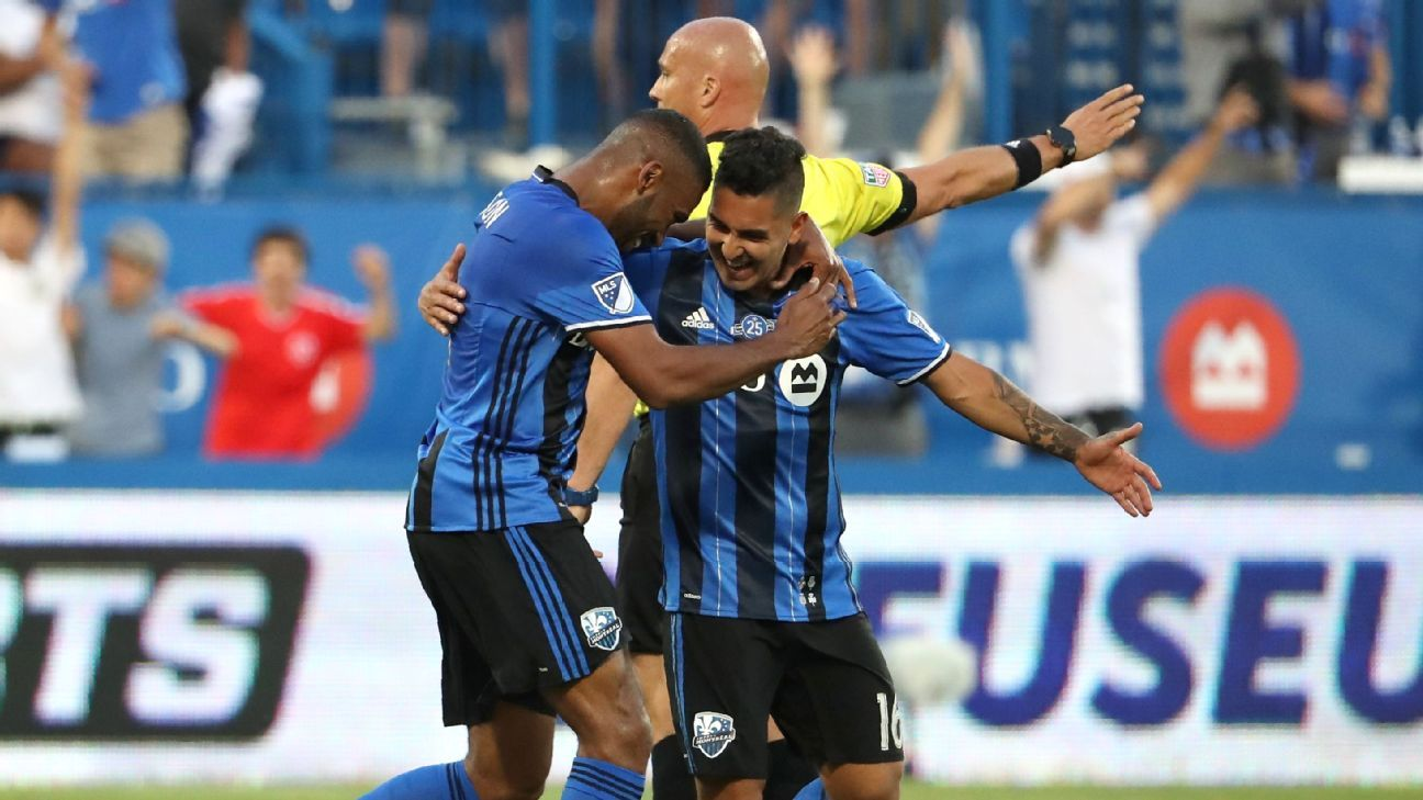 Jeisson Vargas ends Montreal Impact's scoreless drought, beats Houston Dynamo