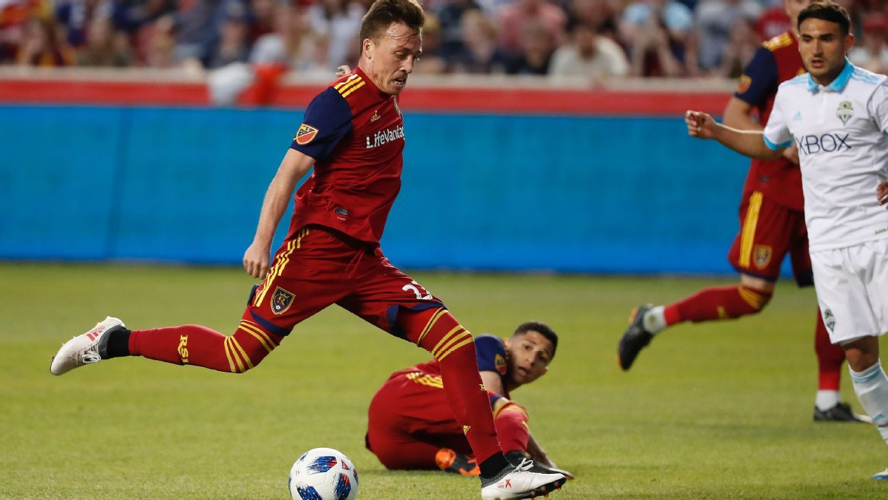 Corey Baird powers Real Salt Lake past the Seattle Sounders