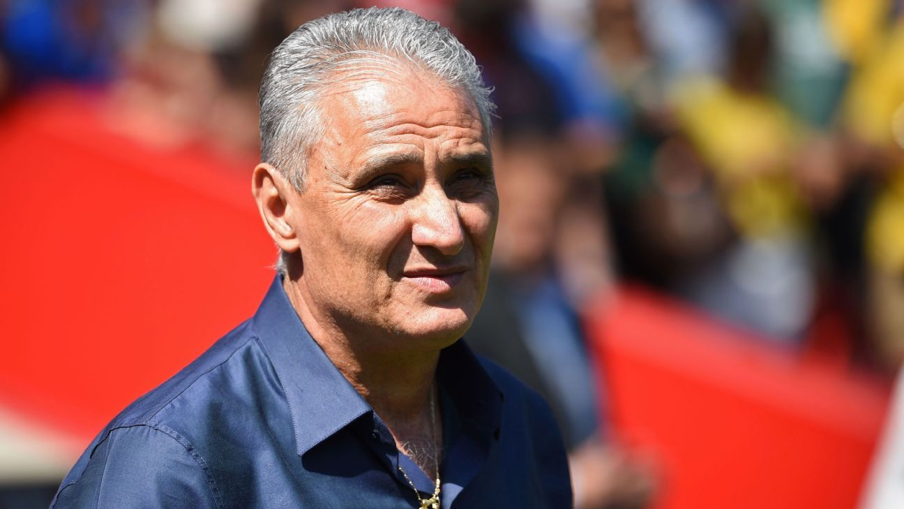 Tite's Brazil squad is loaded with talent but he is agonizing over who to start in central defence and central midfield to complement his attacking depth.