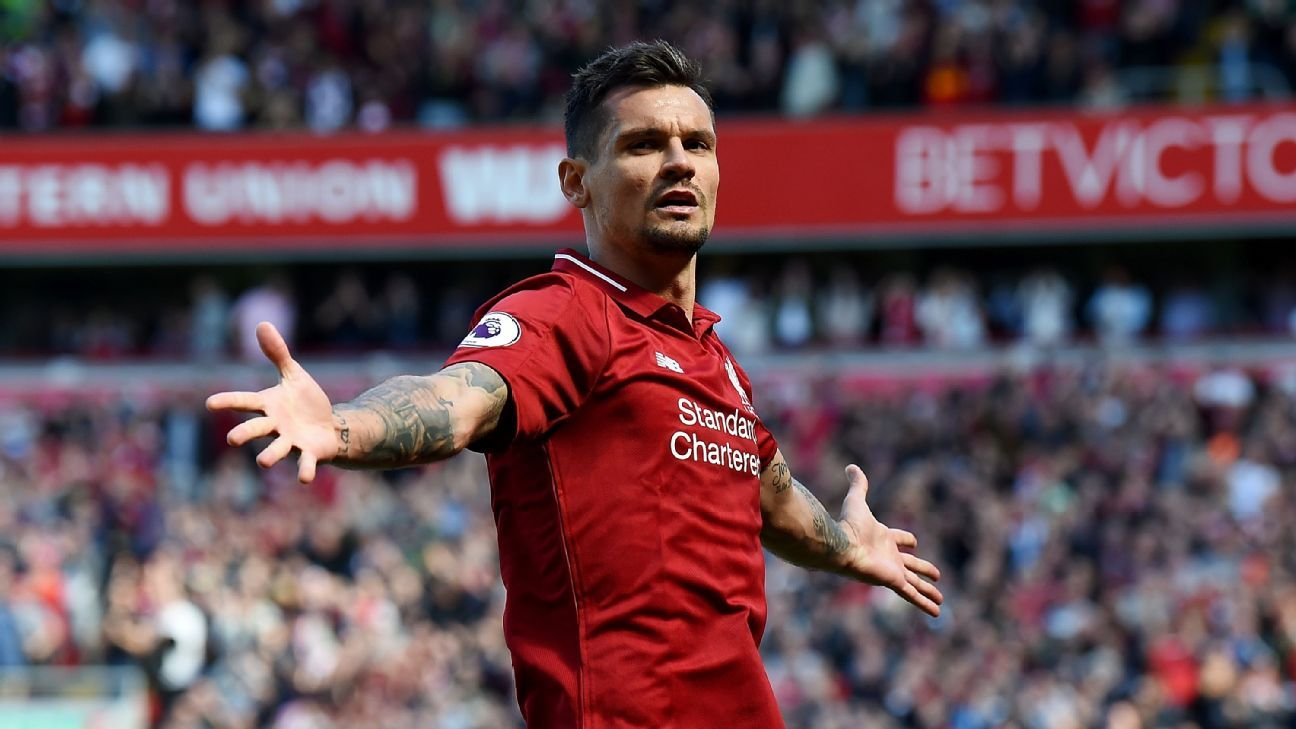 Lovren's form hasn't always been the best but he's very much proven his worth for Liverpool.