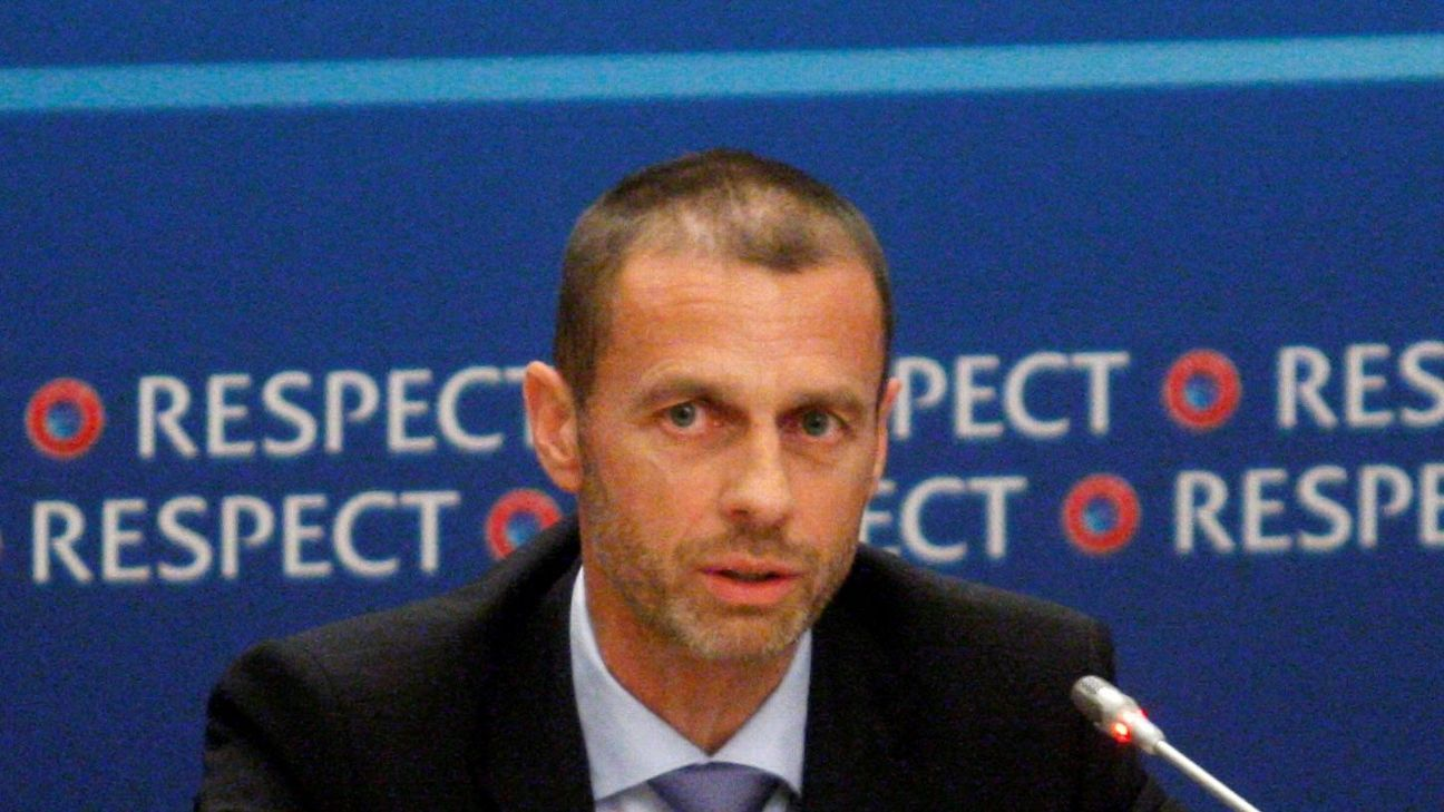 Aleksander Ceferin has backed a potential UK bid for the World Cup.