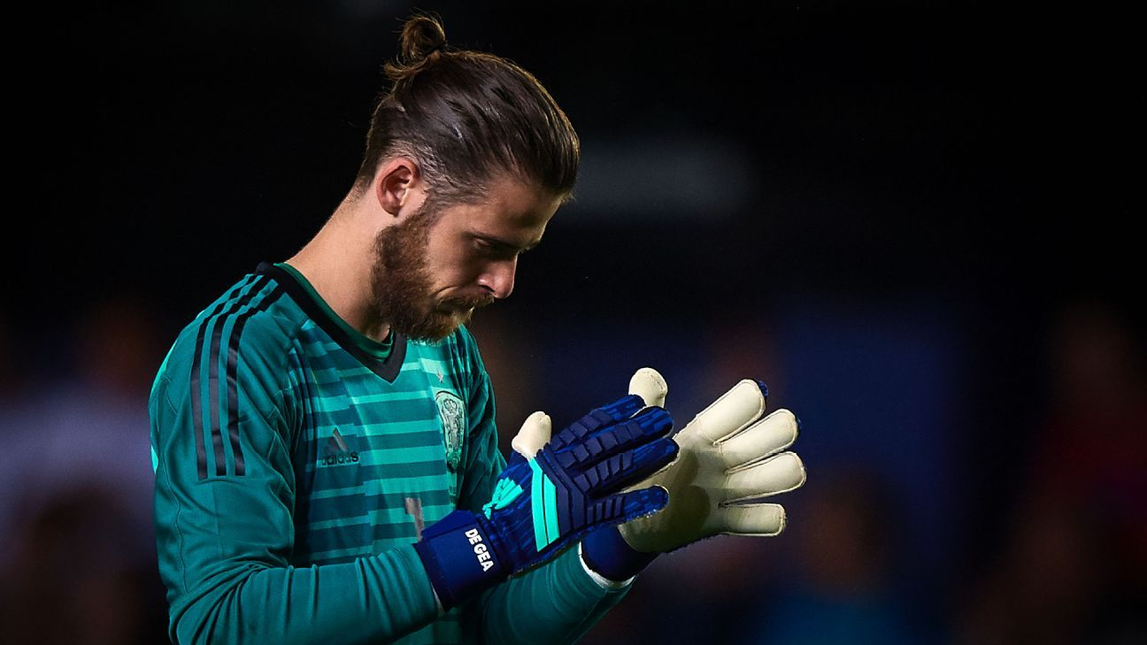 David De Gea was at fault as Spain drew 1-1 with Switzerland in a friendly prior to the World Cup.