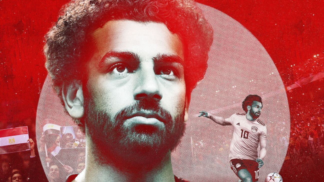 Mohamed Salah is racing against the clock to make it back for his country's first World Cup in 28 years.