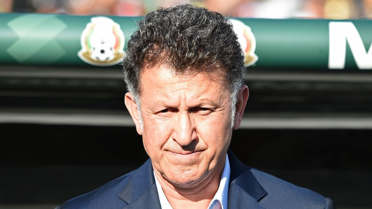 Juan Carlos Osorio will likely be on to a new job after the World Cup.