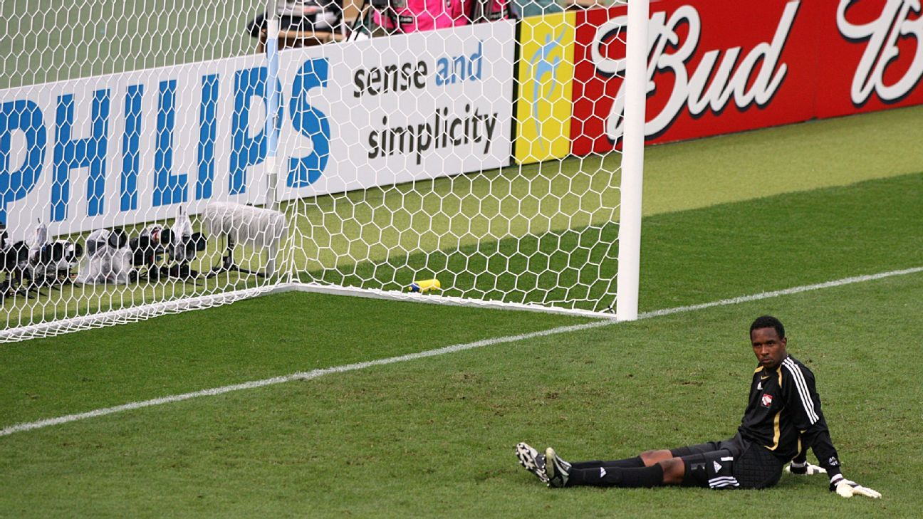 Shaka Hislop's career spanned 15 seasons including 26 appearances for Trinidad and Tobago, including the 2006 World Cup.