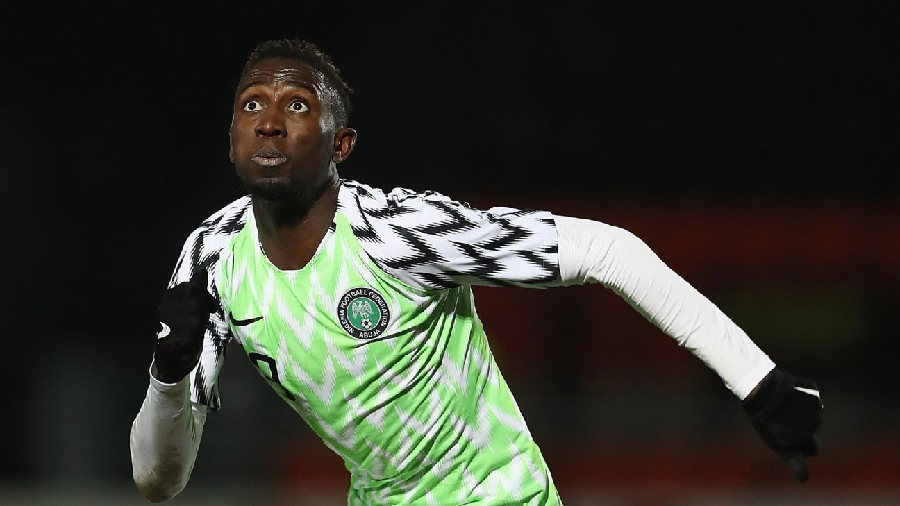 Wilfred Ndidi's suspension puts Nigeria in a tricky midfield position.