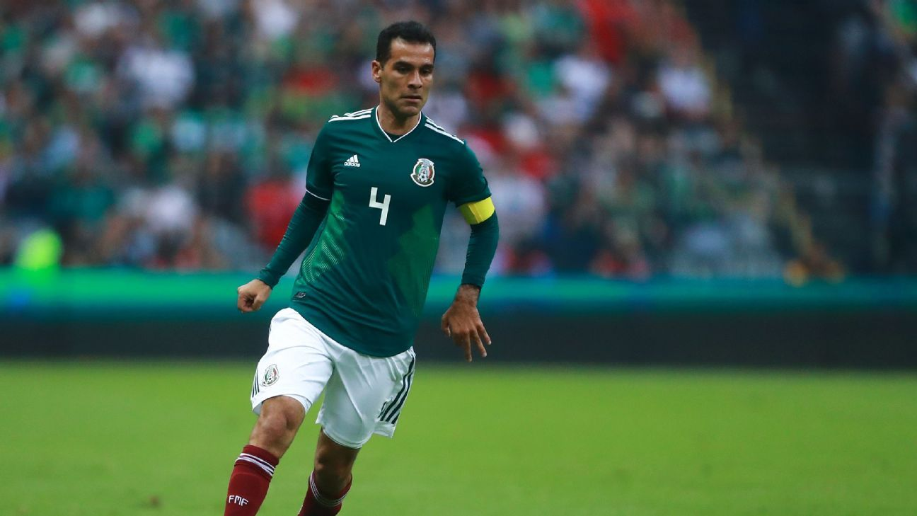 Marquez might not start or feature in every game but he still has a crucial role to play for Osorio's Mexico this summer.