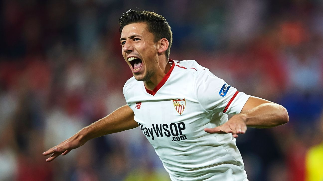 Clement Lenglet was also linked with a move to Manchester United.