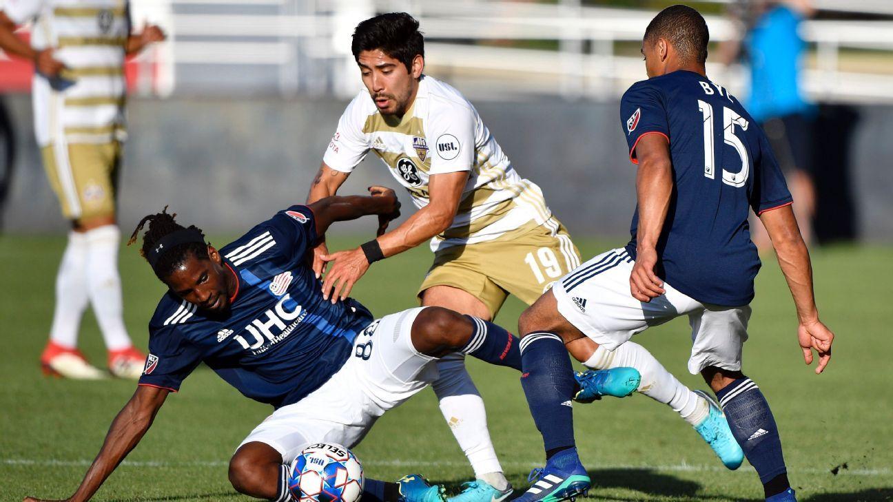 U.S. Open Cup round of 16 draw: Louisville City to host fellow USL club Nashville SC