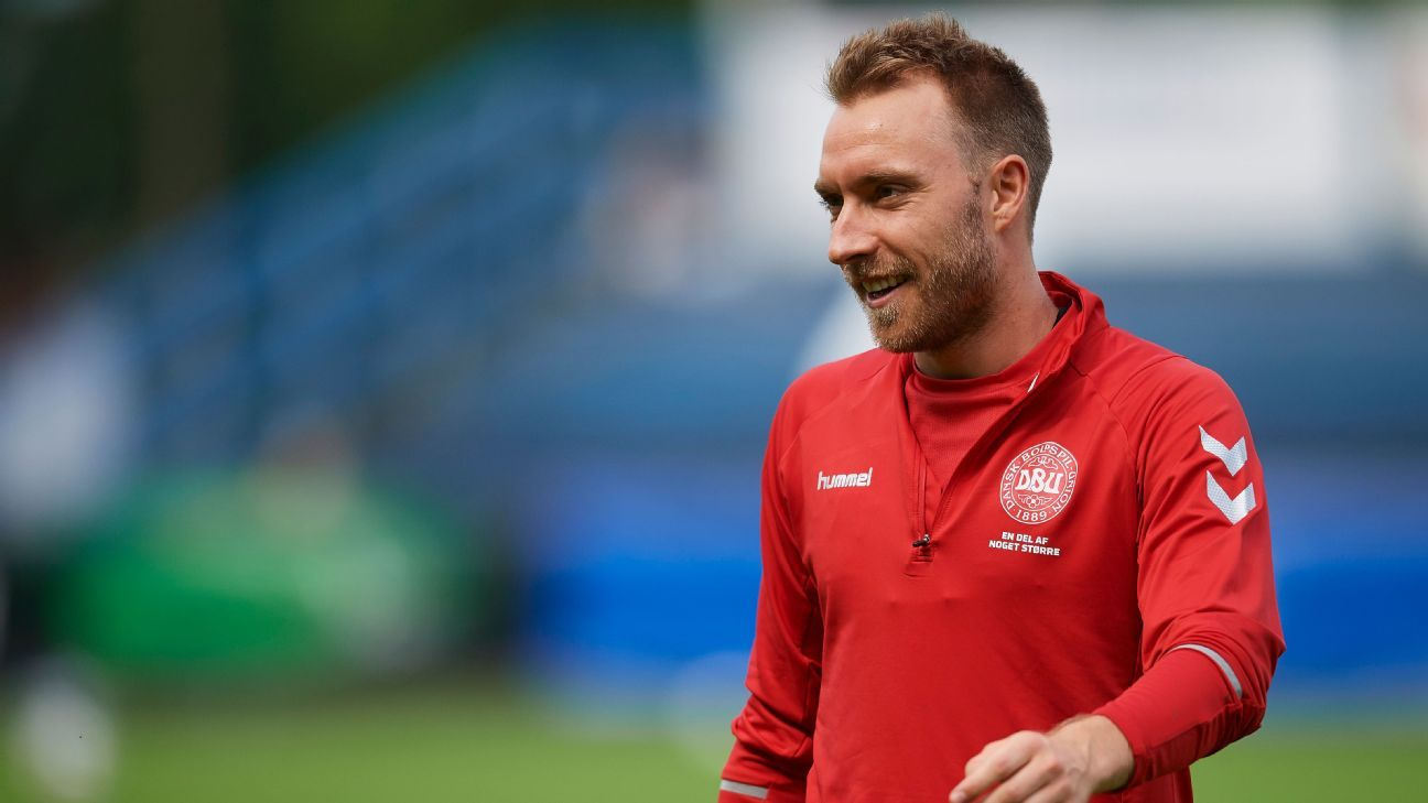 Christian Eriksen will be a key player for Denmark at the 2018 World Cup.