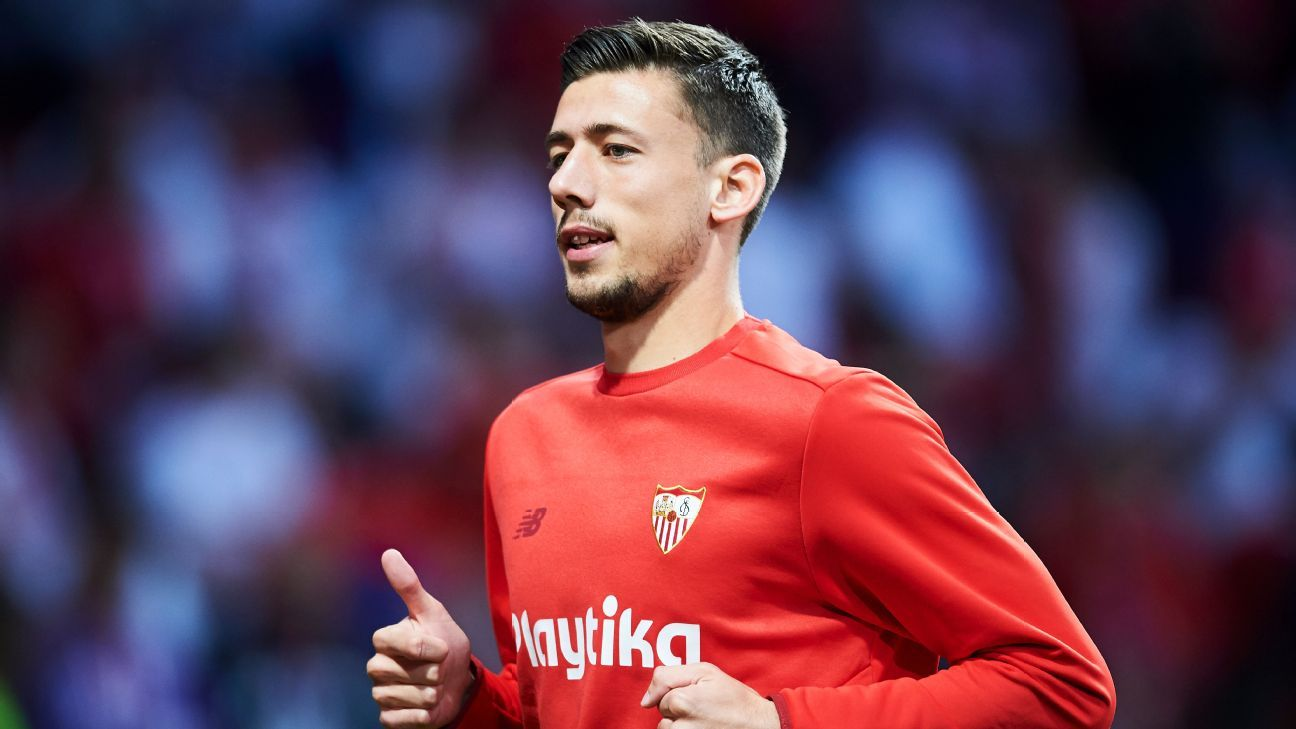 Clement Lenglet has impressed for Sevilla.