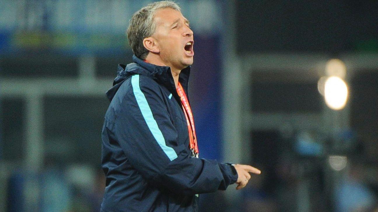 Dan Petrescu won the Chinese FA Cup during his year in charge of Jiangsu Suning