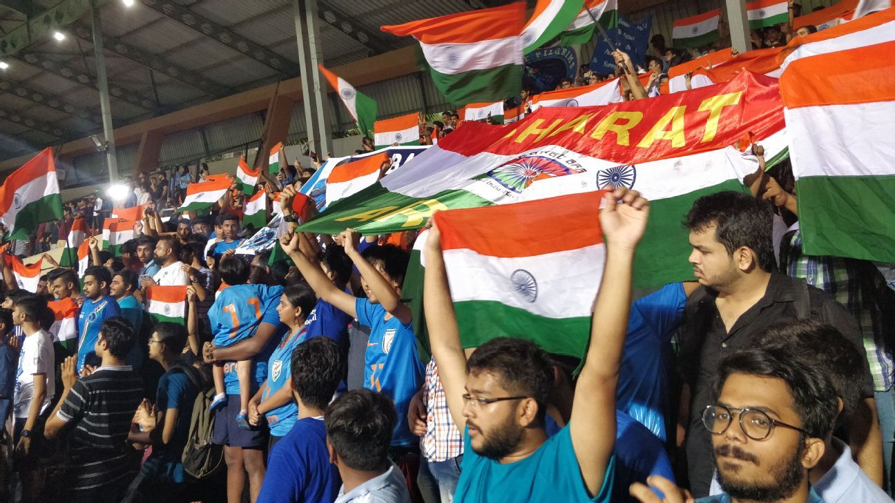 India's last two games have seen attendances soar close to 9000, despite Mumbai's early monsoon rains