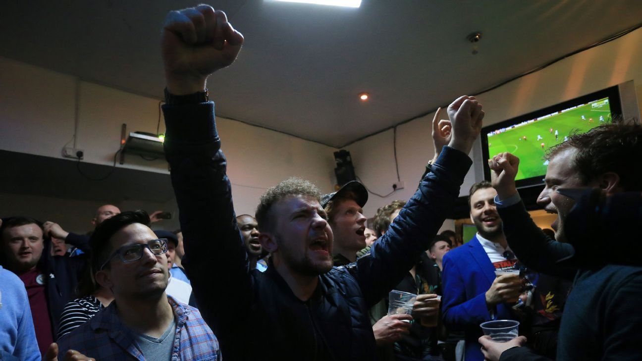 Fans trying to watch games in pubs might be hindered by the push to put Premier League games on digital platforms.