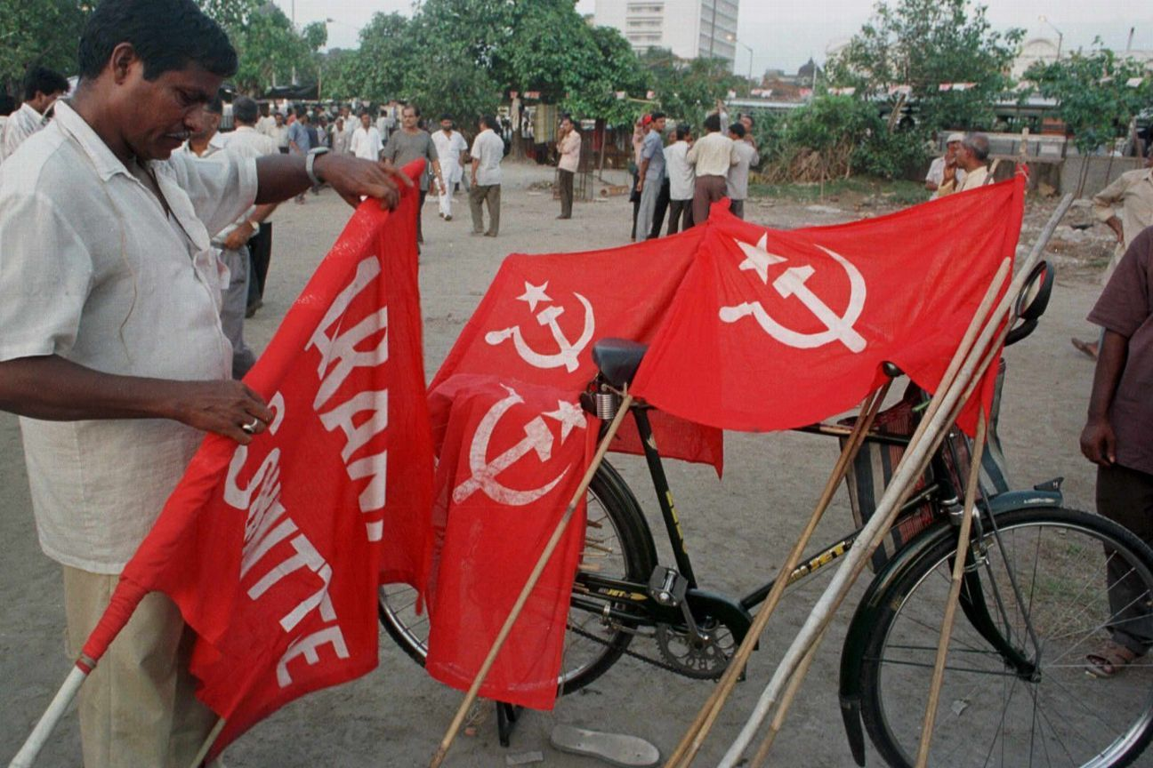 Every good Bengali family used to have a card-carrying member of the Communist Party of India (whether Marxist or not).