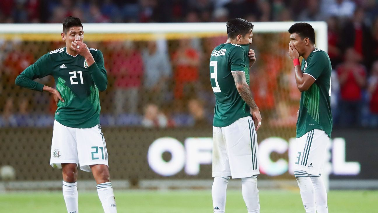 Mexico will not be happy with a 2-0 loss to Denmark in their last match before the World Cup.