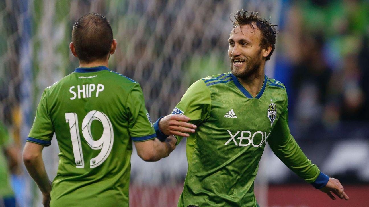 Magnus Wolff Eikrem's winner lifts Seattle Sounders over D.C. United