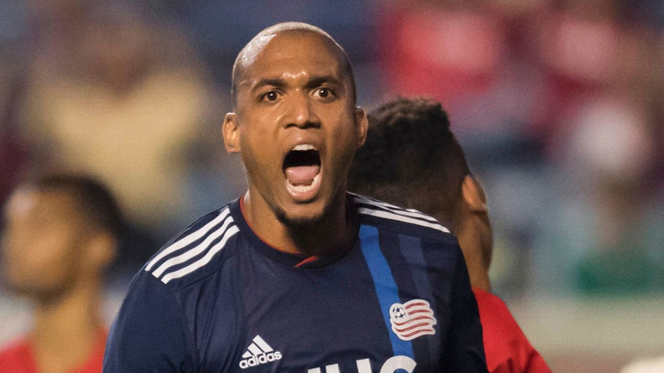 New England Revolution steal draw with Chicago Fire after Richard Sanchez howler