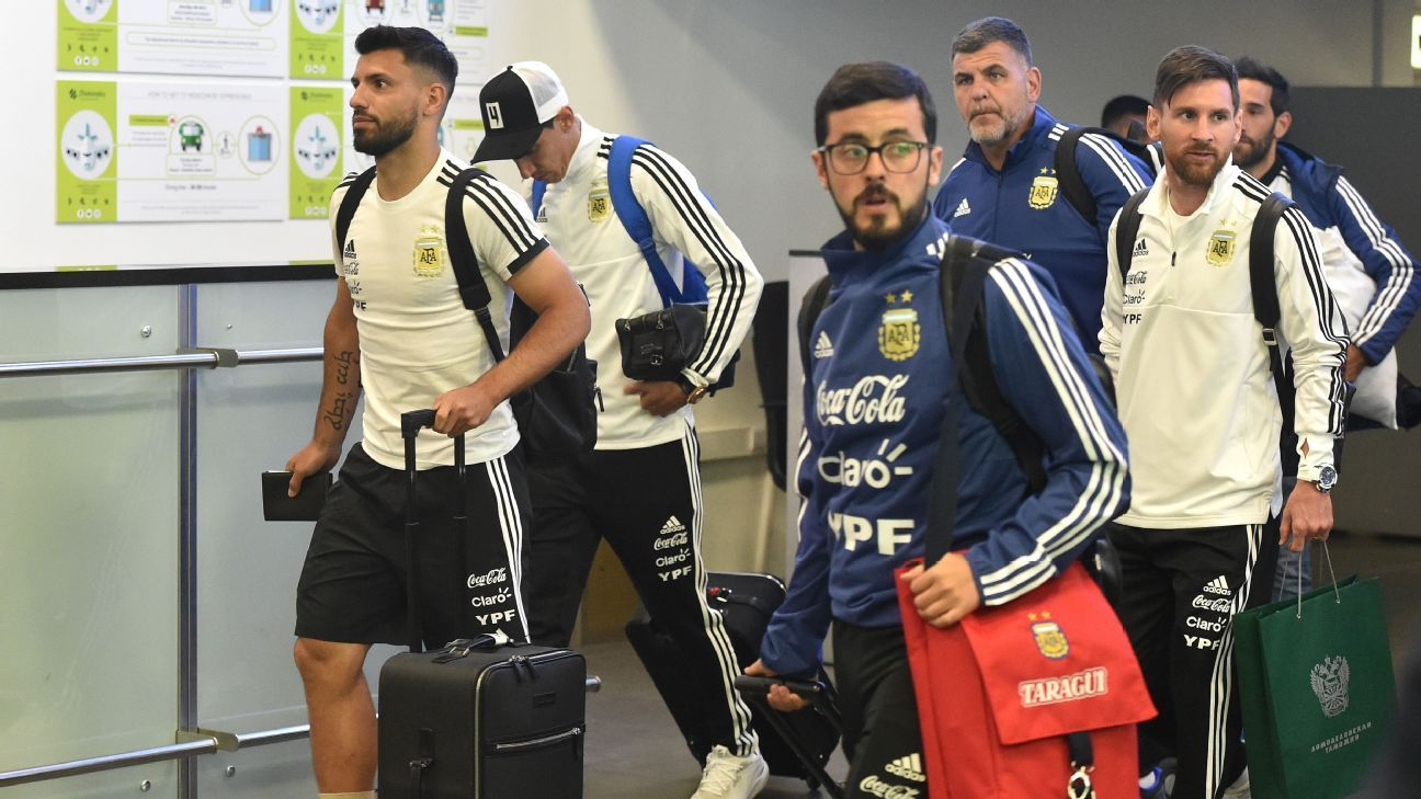 Argentina's World Cup prep has been full of turmoil and now they head to Russia with plenty of uncertainty.