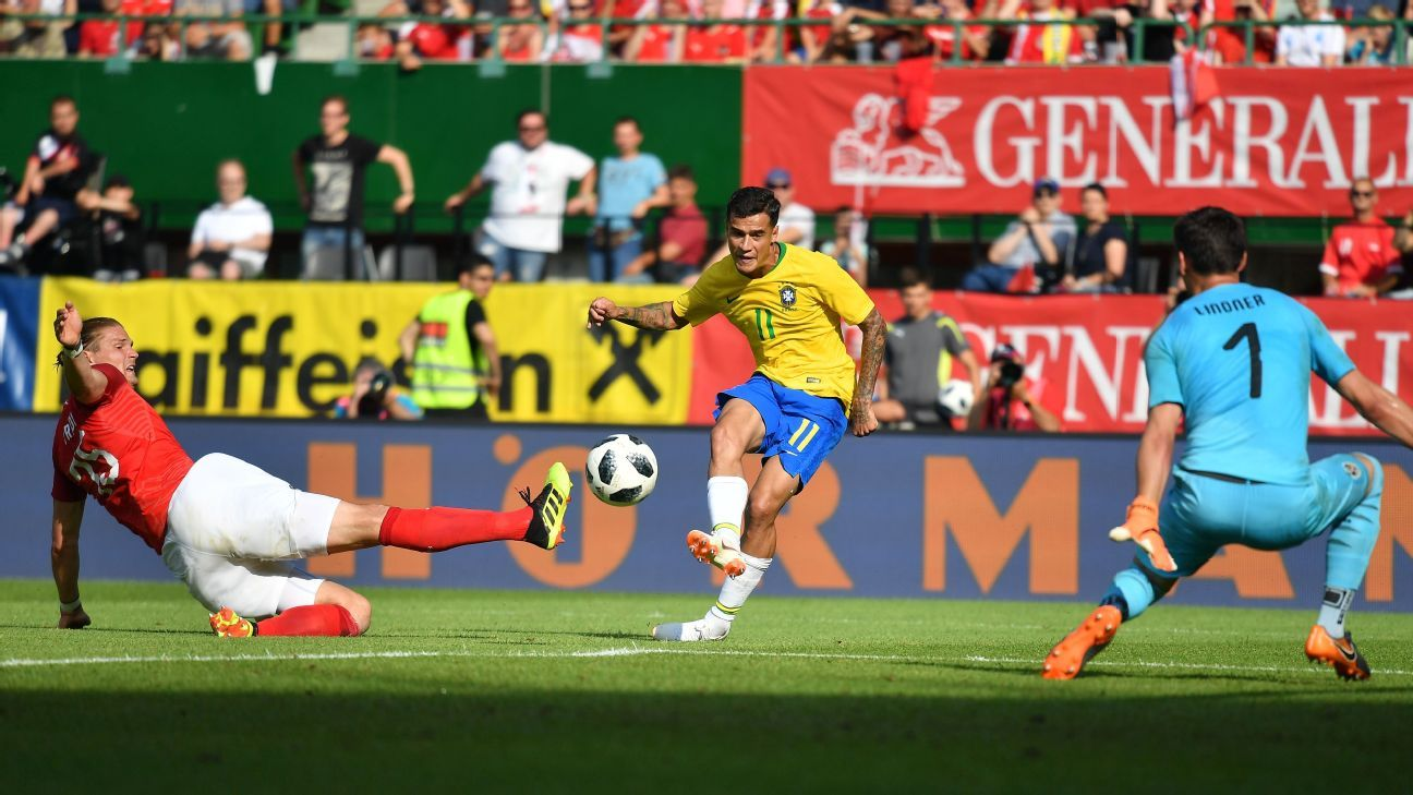 Philippe Coutinho will be an interesting player to watch at the World Cup.