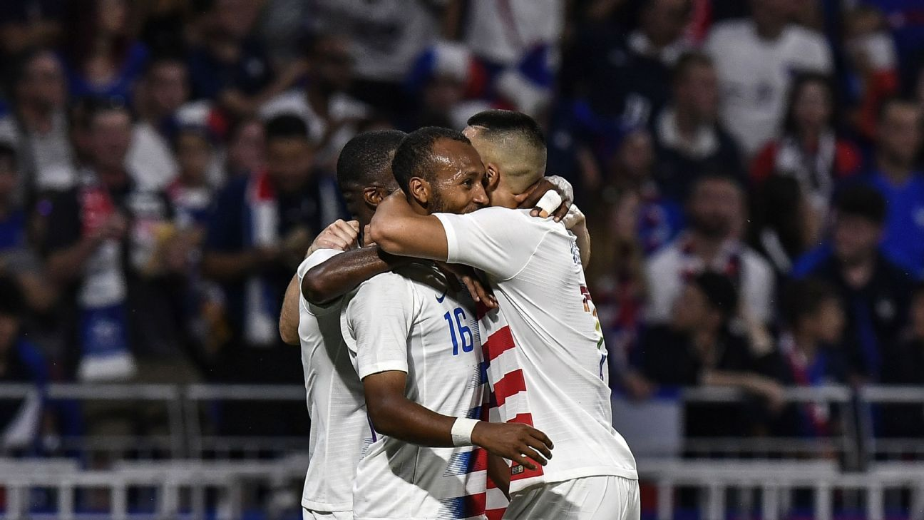 Despite experimenting with lineups and formations, the U.S. has lost just once since failing to qualify for the World Cup.