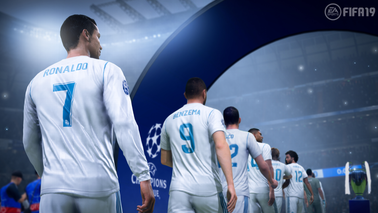 Get ready for the Champions League, FIFA 19 style!
