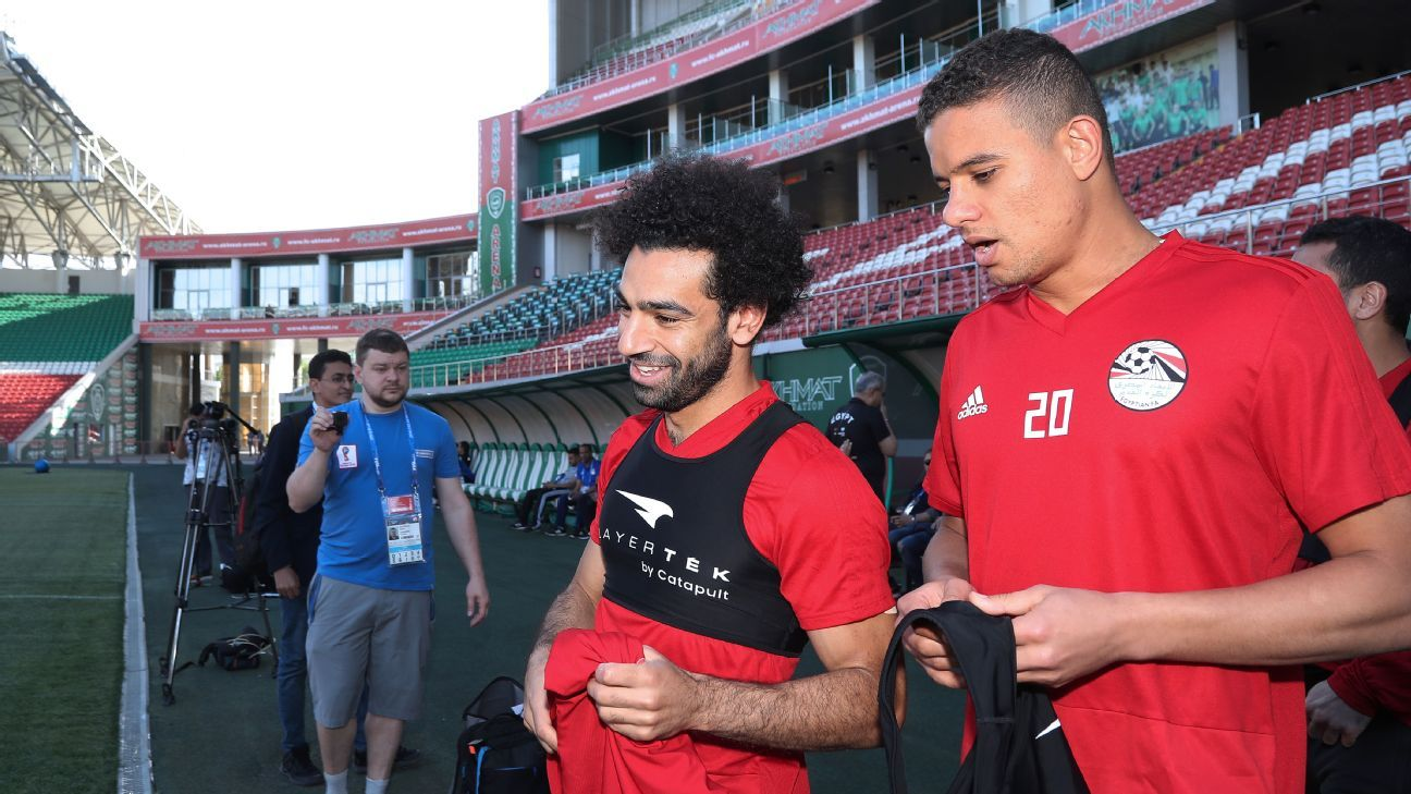 Egypt's World Cup hopes hinge on Mo Salah, though his shoulder injury is a growing concern ahead of their Group A opener.