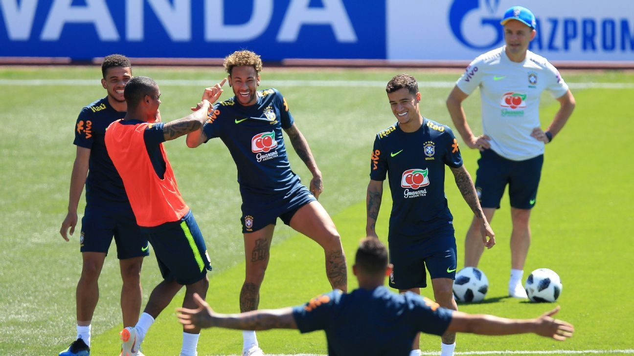 Brazil's progress under Tite has been remarkable and now, Neymar and Co. are seemingly on a mission for redemption.