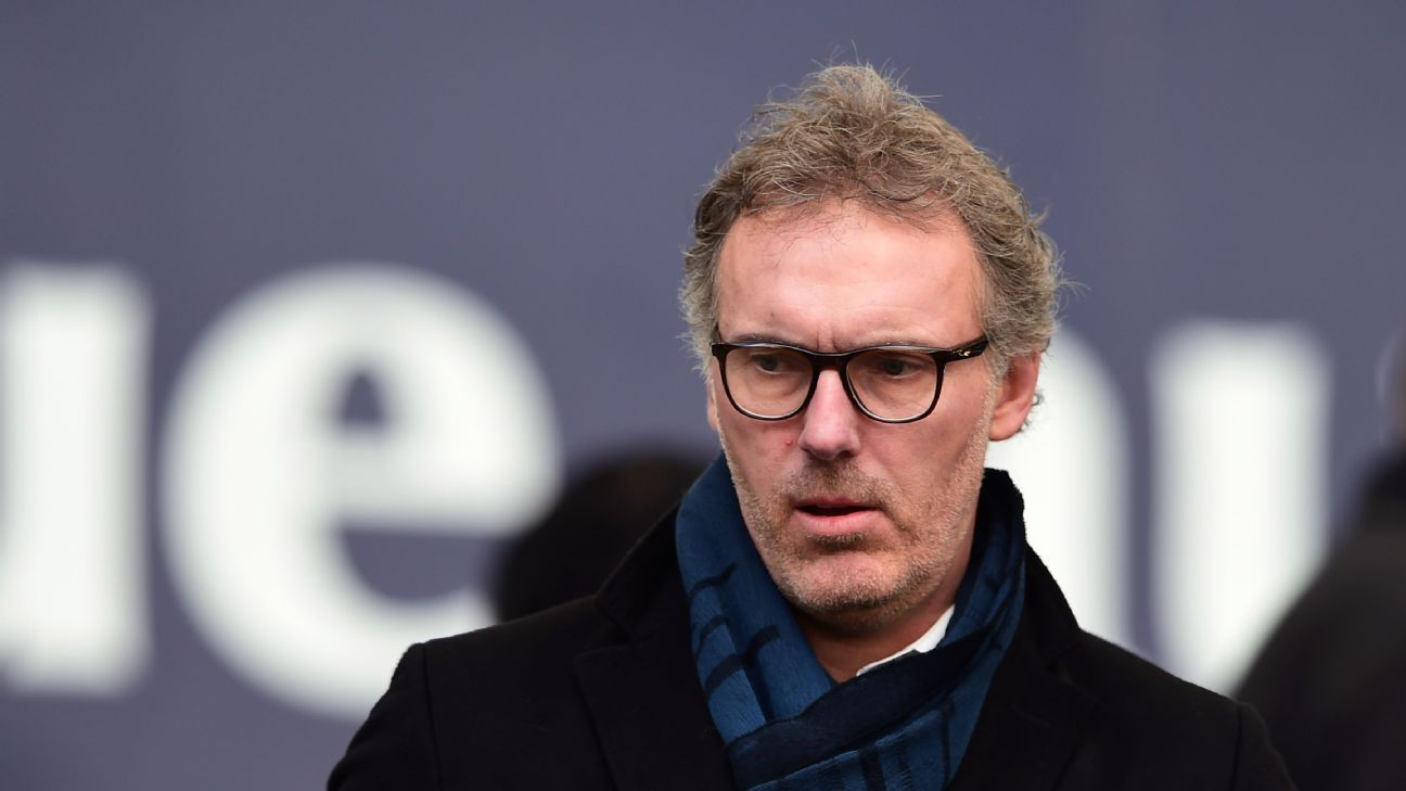Former PSG and France coach Laurent Blanc