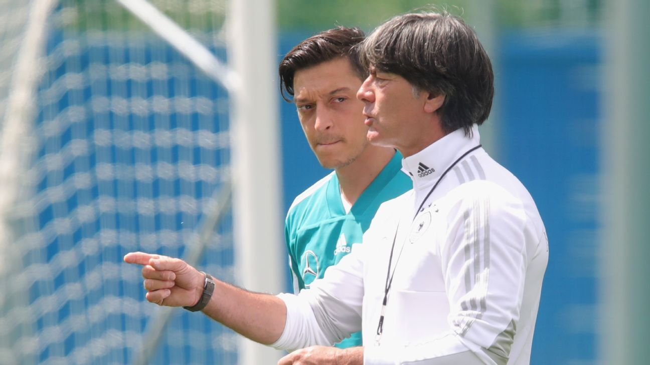 Joachim Low has blocked out the PR distractions and has Germany ready to defend their World Cup title.