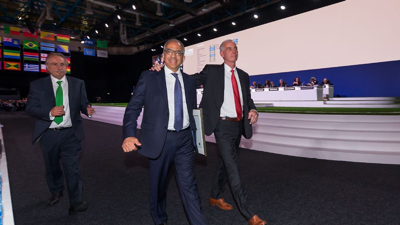 The United Bid proved to be a massive success and secureD a monumental victory for U.S. Soccer.