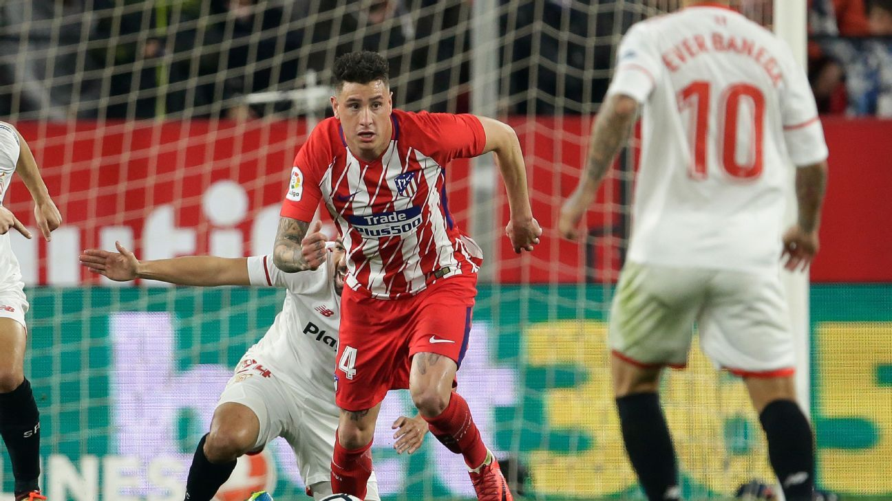 Jose Gimenez has a very bright future and Atletico showed intent by paying up to hold on to him.