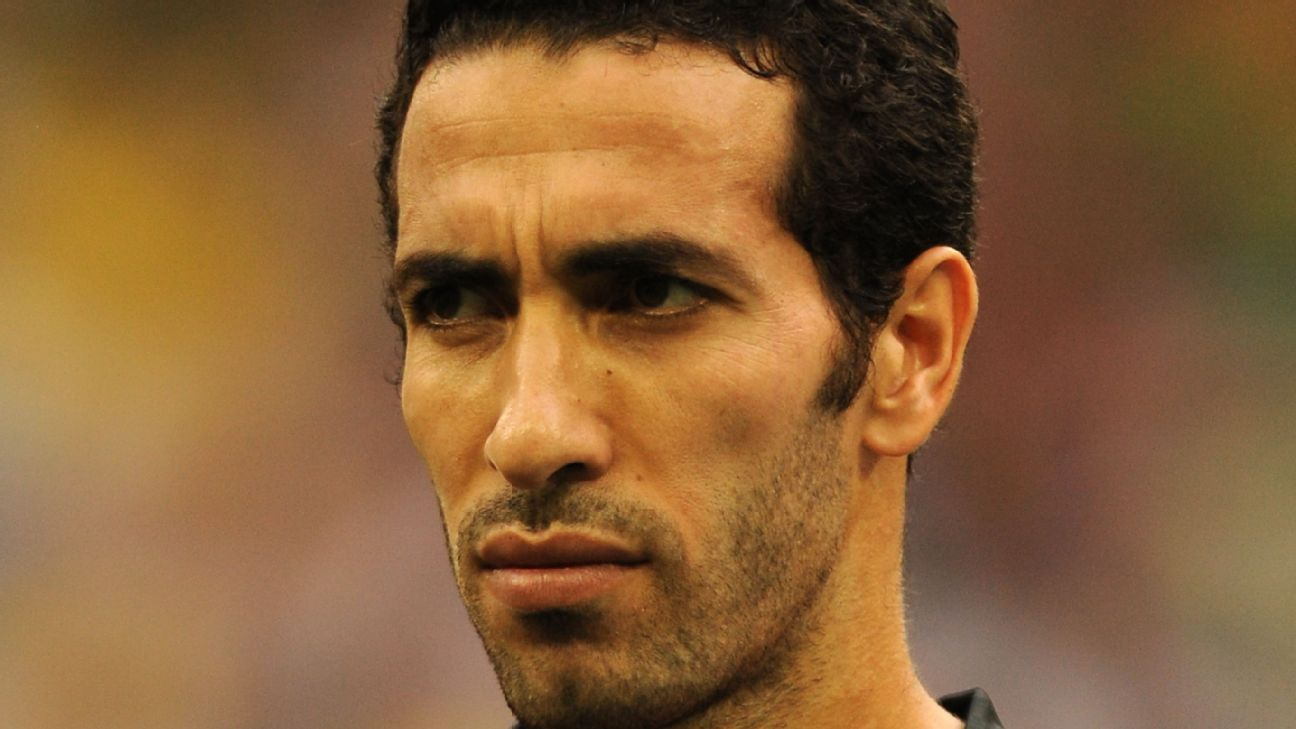 Mohamed Aboutrika won two African titles with Egypt