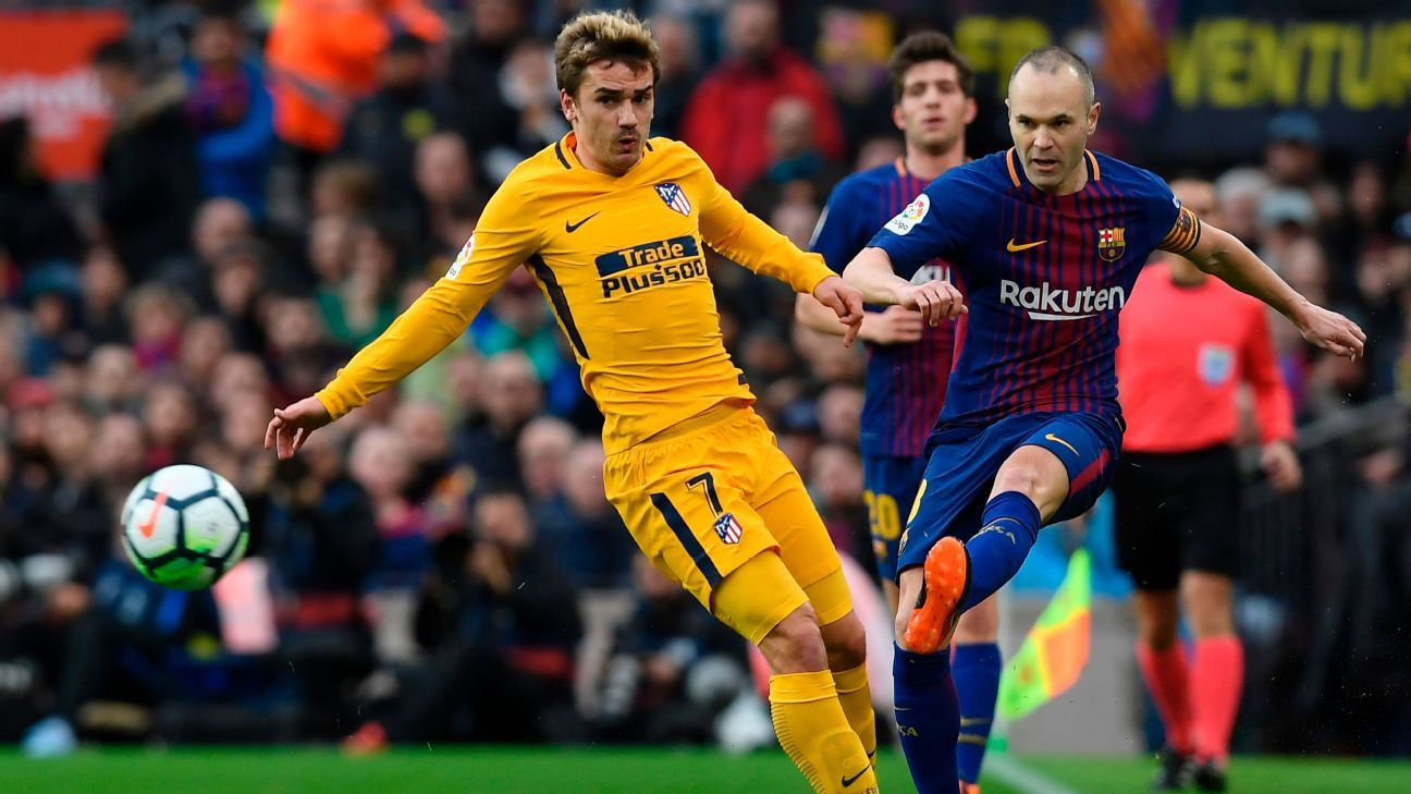 Griezmann teased his decision to remain at Atletico but Barcelona need to pivot quickly to other targets.