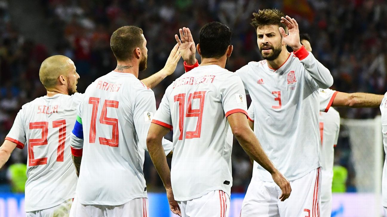 Spain had a forgettable week but showed enough vs. Portugal to suggest they remain a World Cup contender.