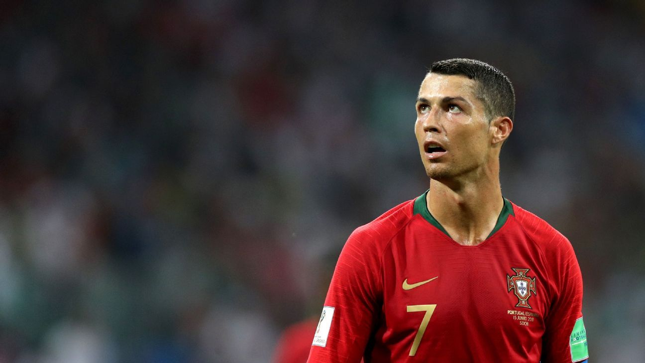 Cristiano Ronaldo answered his teammates' call and surged Portugal to an epic 3-3 draw with Spain.