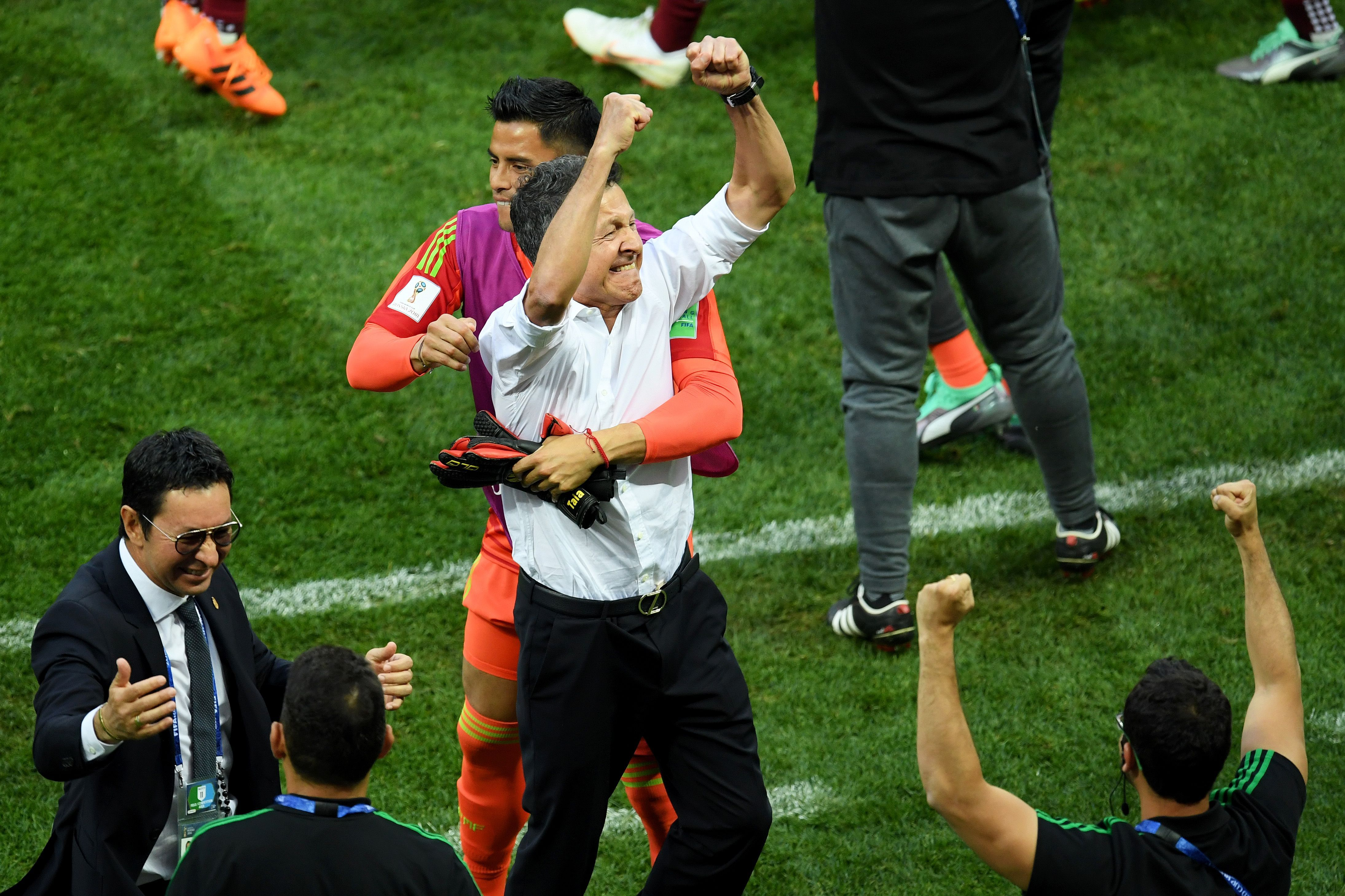 Juan Carlos Osorio quieted his doubters by orchestrating one of Mexico's best-ever victories.