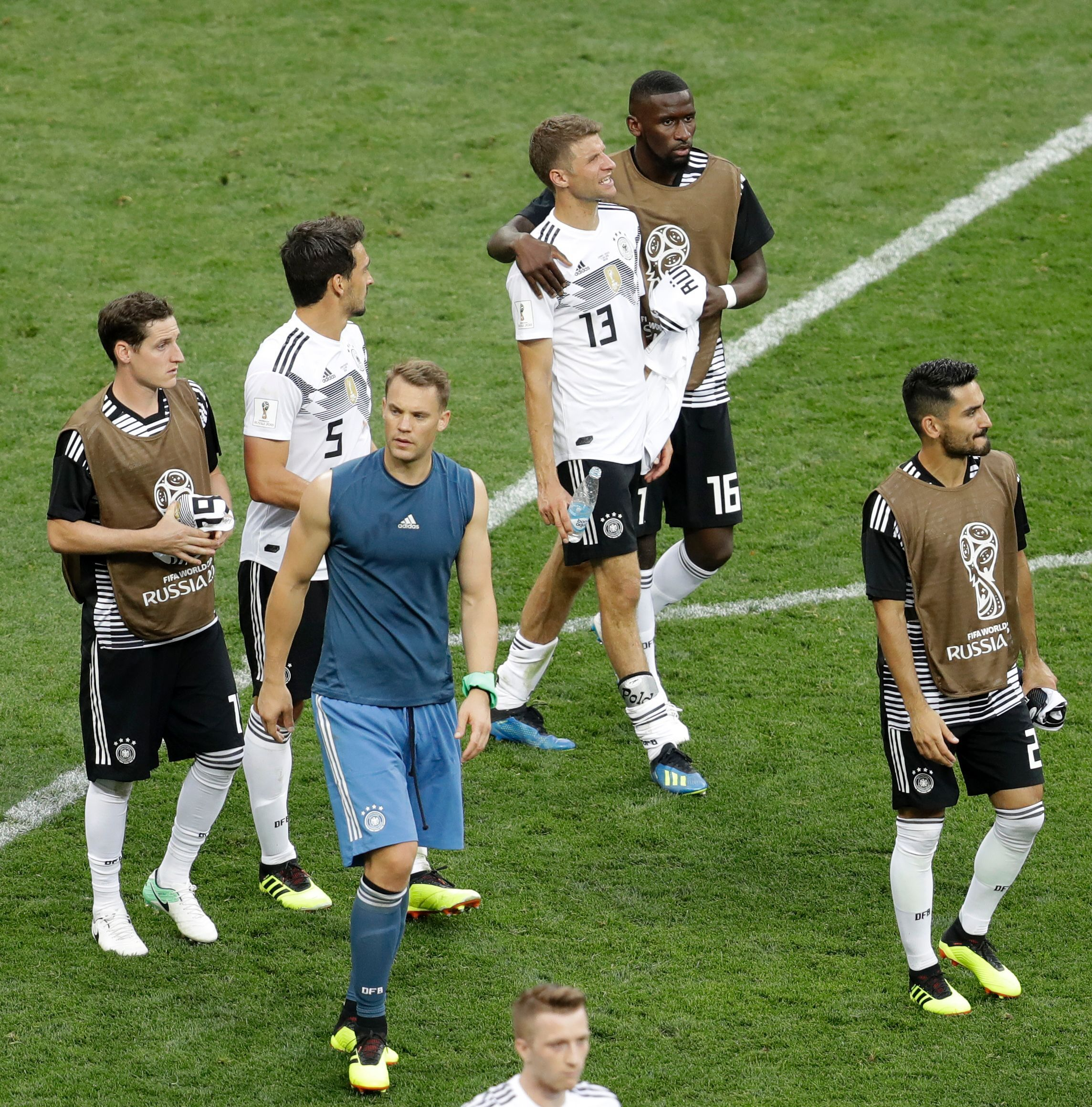 Germany were devoid of answers against Mexico and looked a defeat bunch post-match.