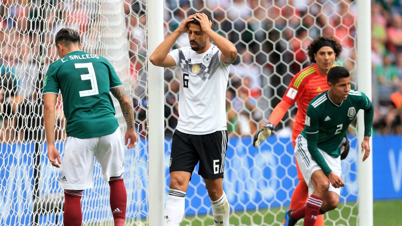 Sami Khedira was Germany's weakest link against Mexico.