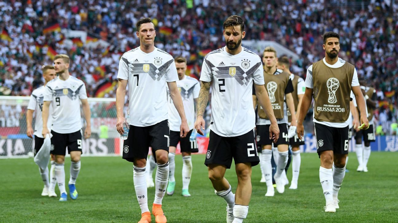 Germany got everything wrong against Mexico and will need to be much sharper against Sweden next week.