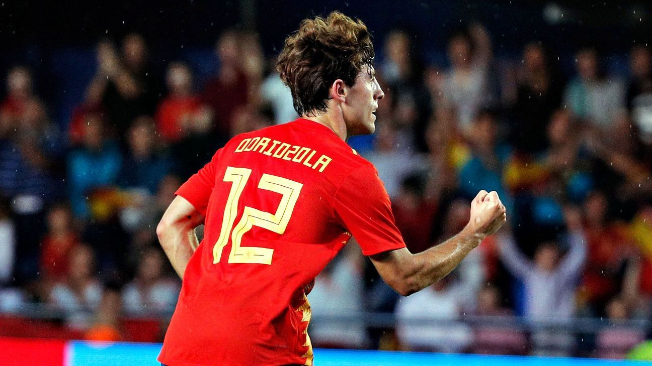 Julen Lopetegui sacking affected Spain's World Cup plans - Real Madrid's Alvaro Odriozola