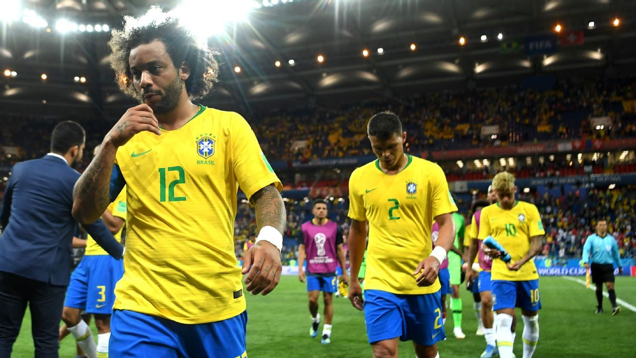 Brazil did underwhelm vs. Switzerland but the unexpected draw should galvanize this squad to up its performances from this point on.