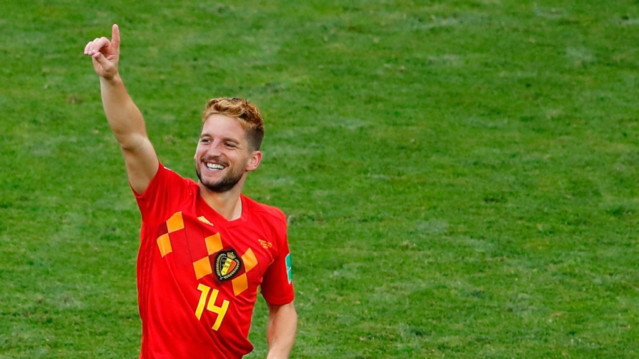 Dries Mertens scored a stunner against Panama.