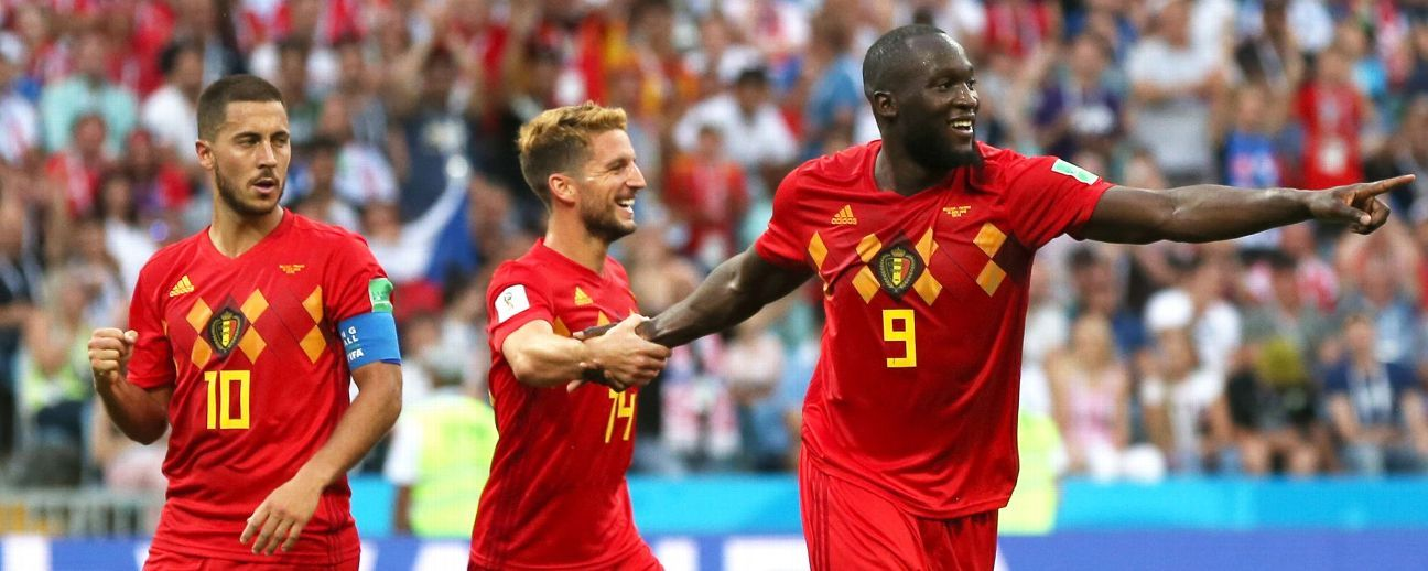 Belgium has had a longish run in football's top tier, including being the No. 1 ranked team not so long ago.