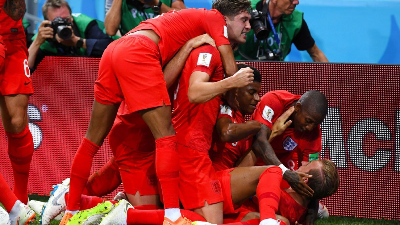England have made a memorable run at the World Cup.
