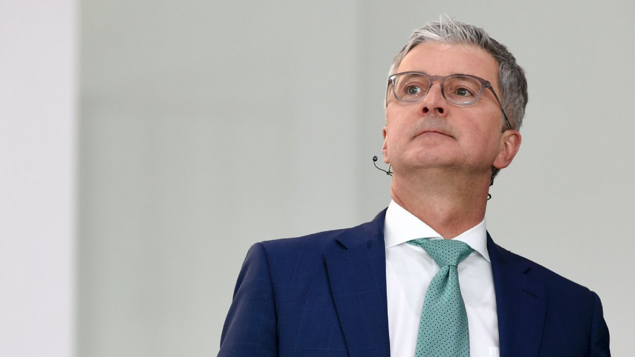 Audi CEO and Bayern Munich board member Rupert Stadler