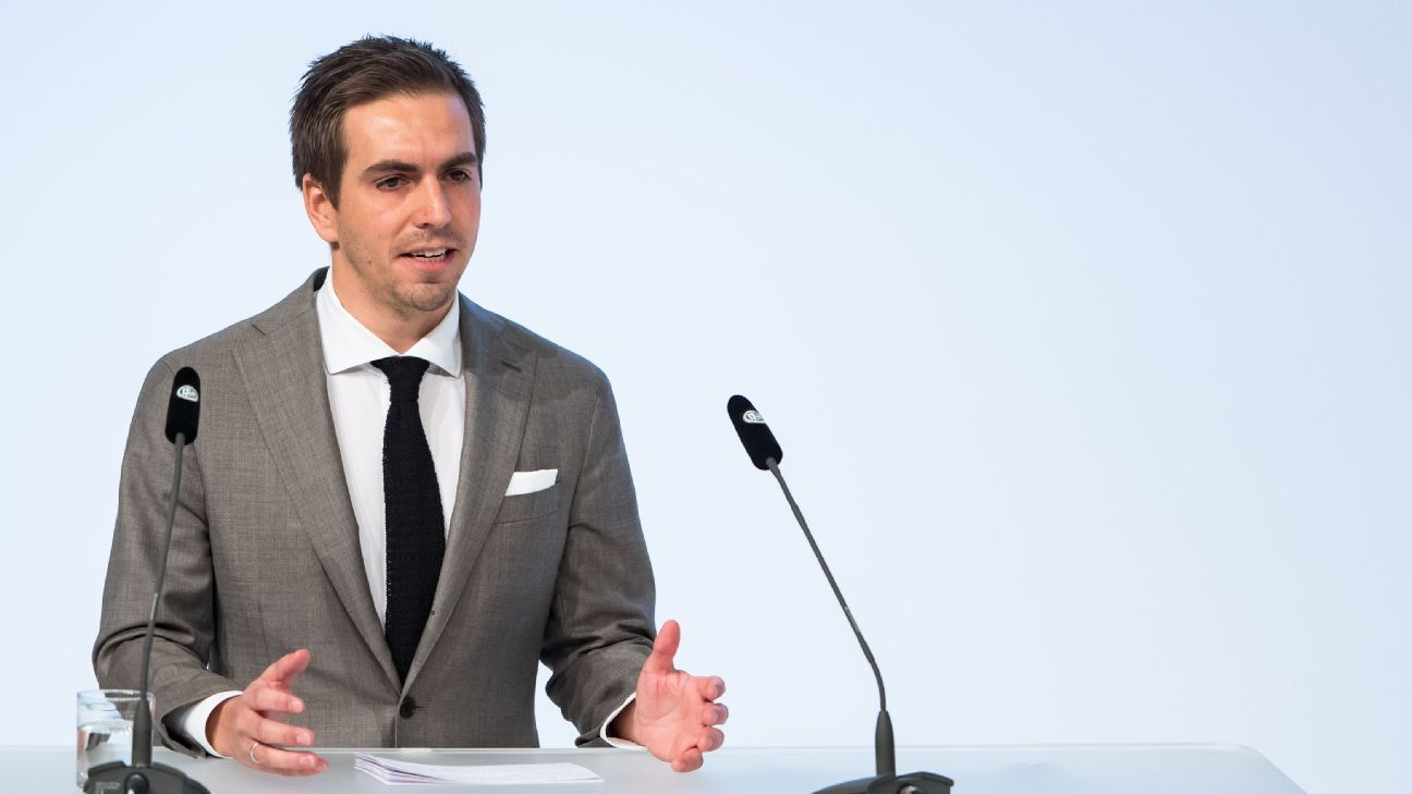 Philipp Lahm has moved from World Cup winner to German football ambassador.