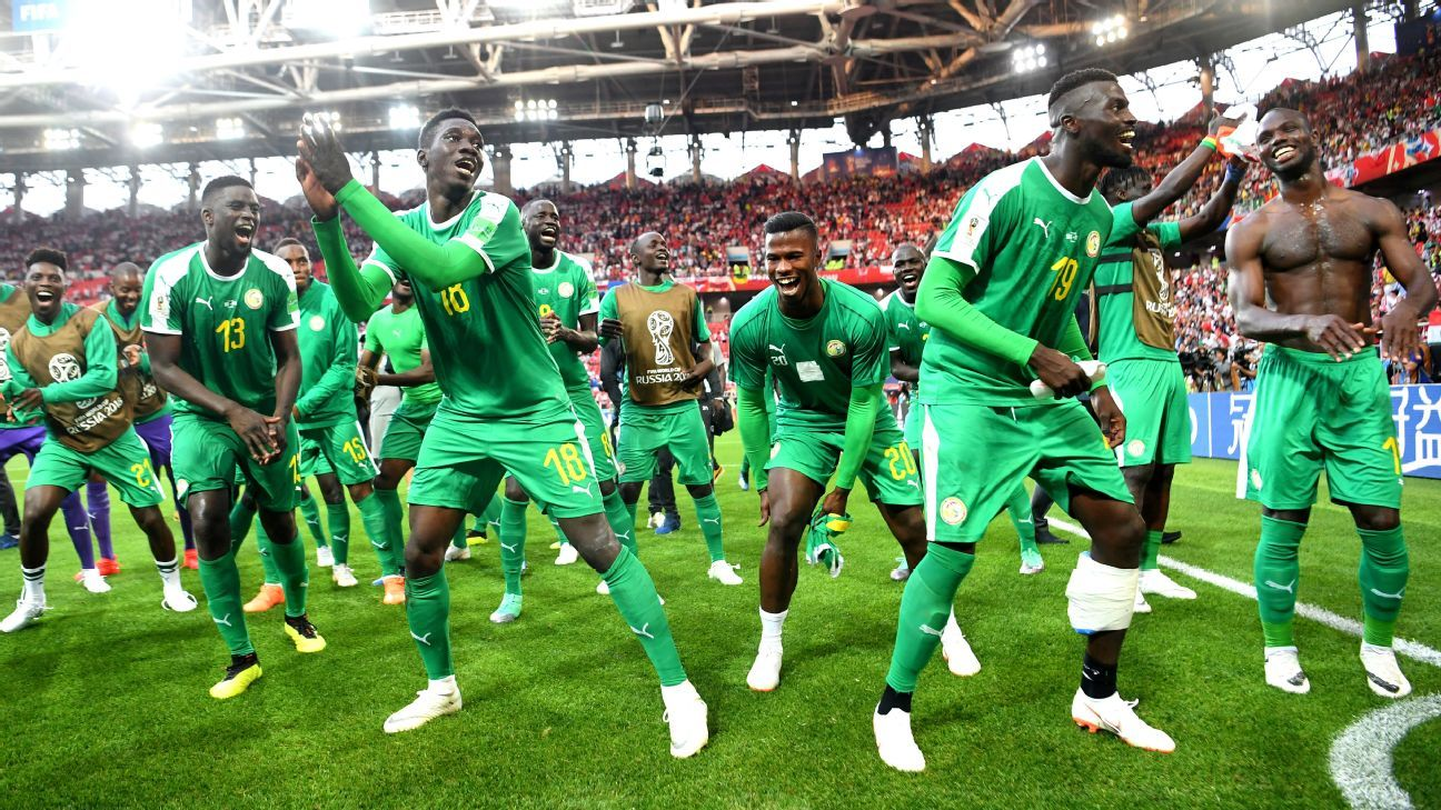 Senegal defied the odds to beat Poland 2-1.