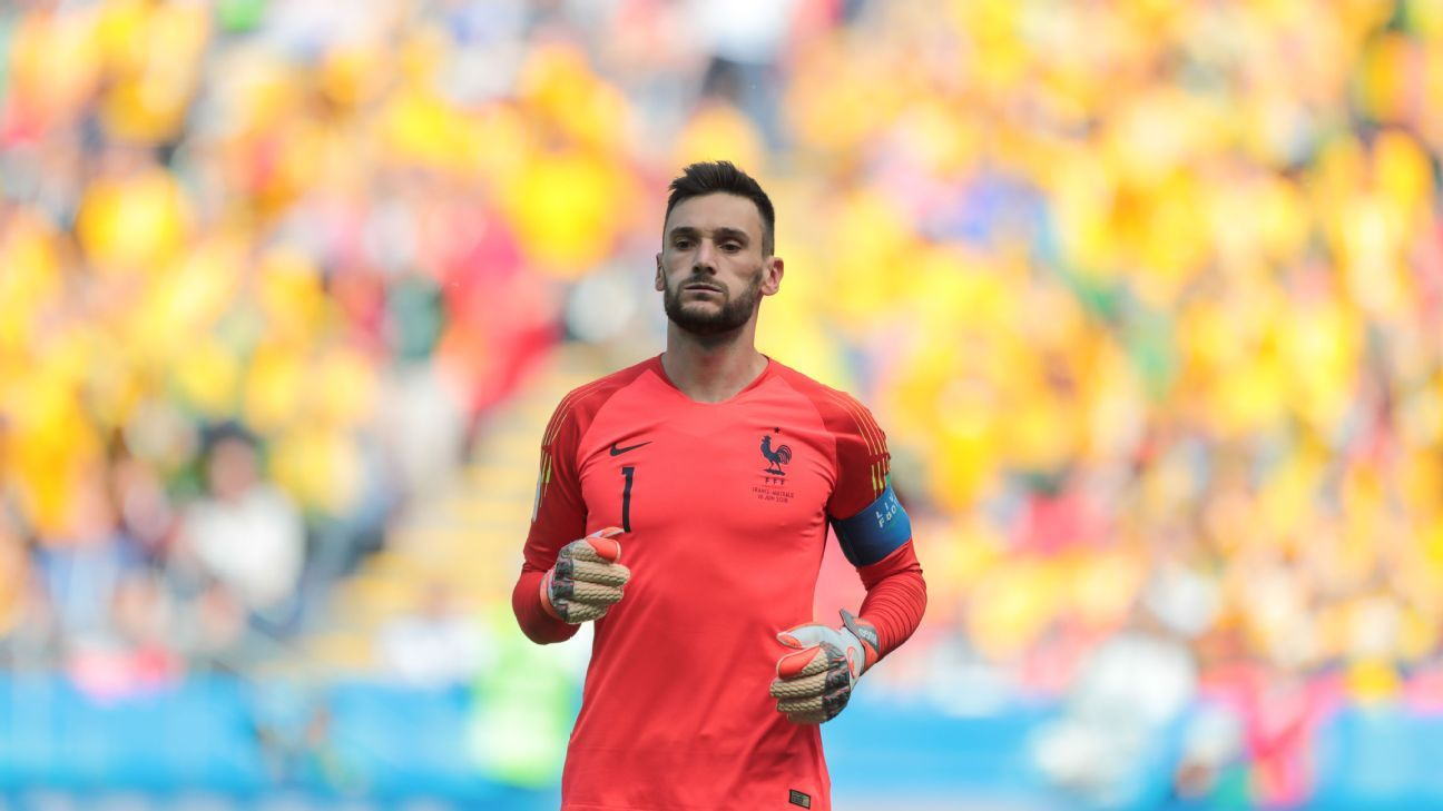 Hugo Lloris is the seventh French player to reach 100 caps and at just 31 years old, the stage is set for him to earn a lot more.