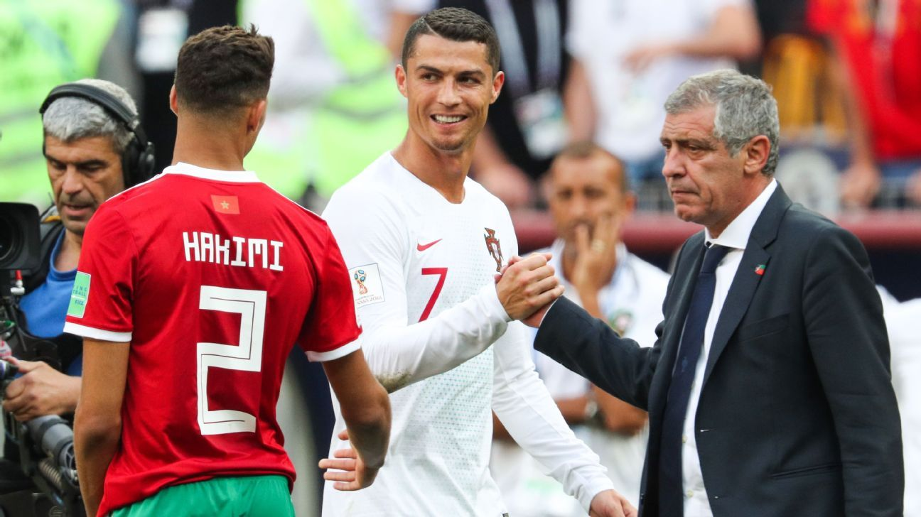 Santos was vocal about Ronaldo's contributions but equally loud about the fact that Portugal need more from their squad.